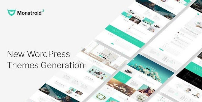 Monstroid-2 best Wordpress theme 2020