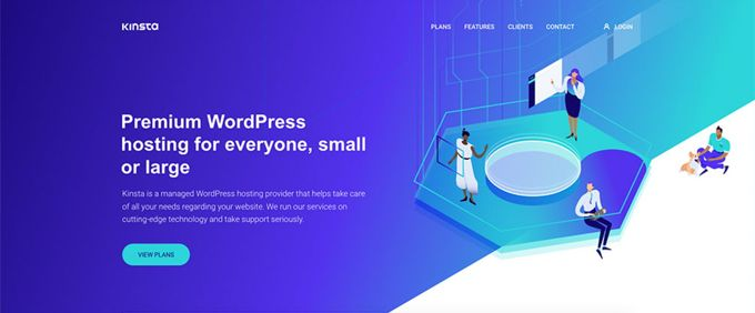 Kinsta - best managed Woocommerce hosting