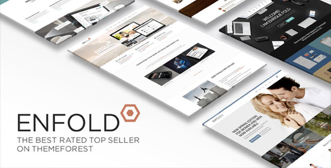 Best Wordpress webshop theme Enfold