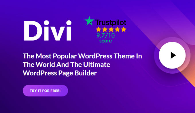 Divi best review
