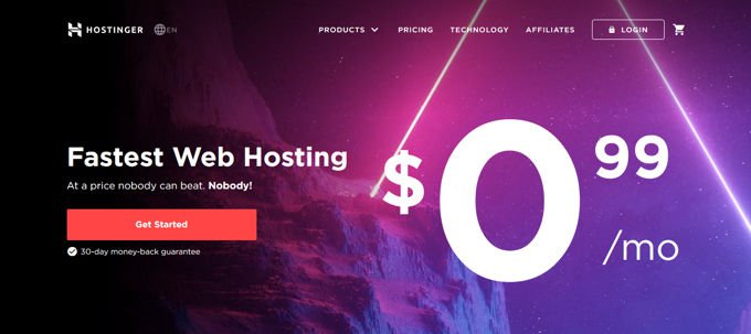 Fastest and cheapest webhosting for Wordpress