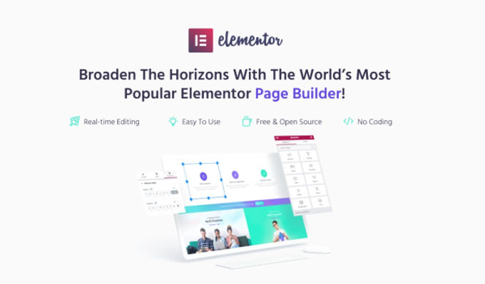 Monstroid-2 with Elementor pagebuilder