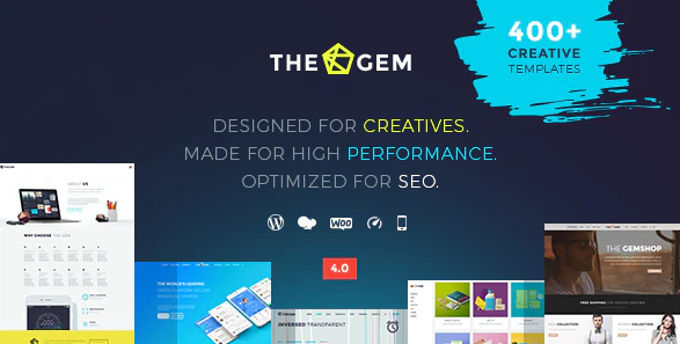 TheGem Theme review