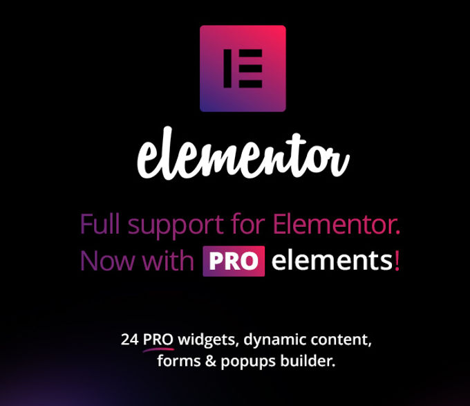 The-7 Theme review Elementor