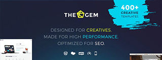 The Gem theme review version 2020