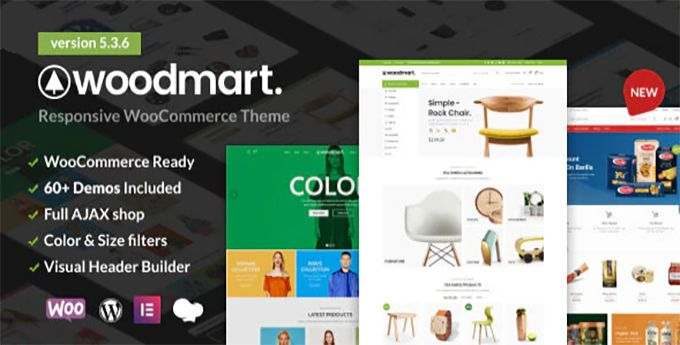 Woodmart Theme review