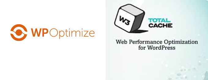 WP-Optimize vs W3 Total Cache
